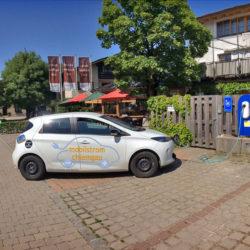 mobil Strom Chiemgau - Ladestationen in Chieming