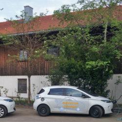 mobil Strom Chiemgau - Ladestationen in Summering